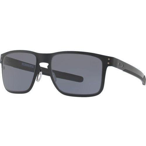 holbrook okulary sportowe matte black marki Oakley