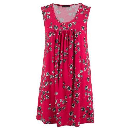 Sukienka shirtowa bonprix szary, w 6 rozmiarach