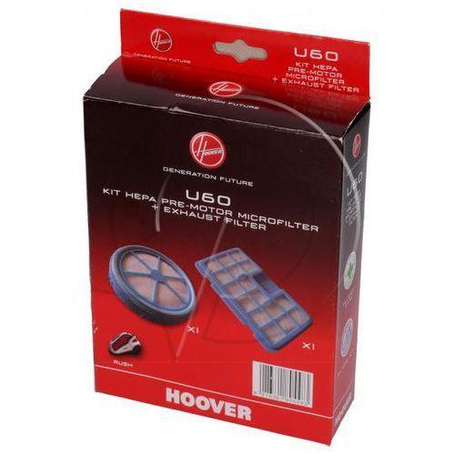 Filtry U60 do odkurzacza Hoover - oryginał: 35600936, 35600936