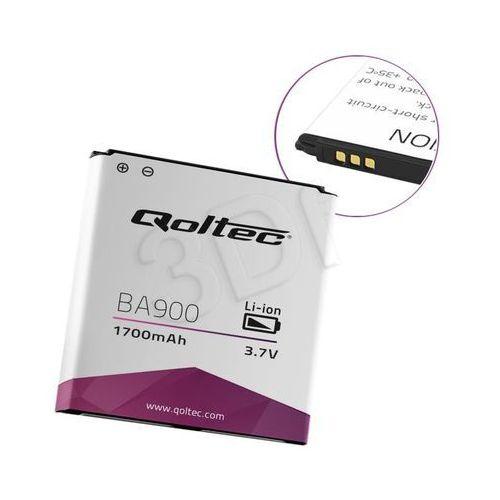 QOLTEC BATERIA DO SONY ERICSSON SONY XPERIA E1 BA900 | 1700MAH