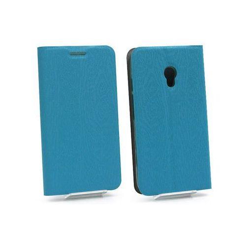 Alcatel pixi 4 (5) - etui na telefon flex book - niebieski marki Etuo flex book