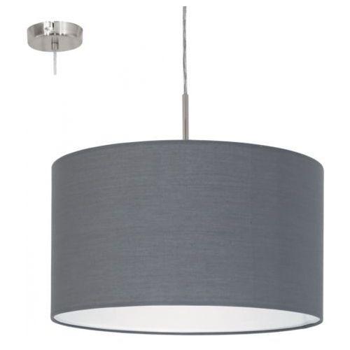 lampa wisząca PASTERI szara - 38 cm, EGLO 31573