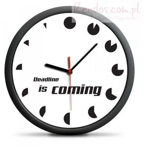 Zegar Deadline is Coming - sprawdź w wybranym sklepie