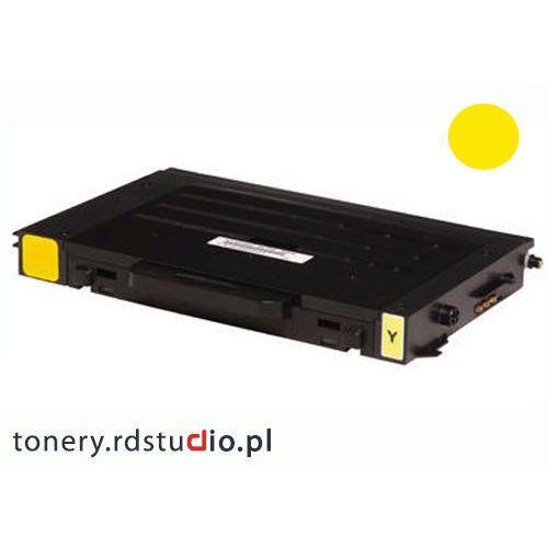 Toner do Xerox Phaser 6100 - Zamiennik Xerox 106R00682 Yellow / Żółty, R-Xerox6100y