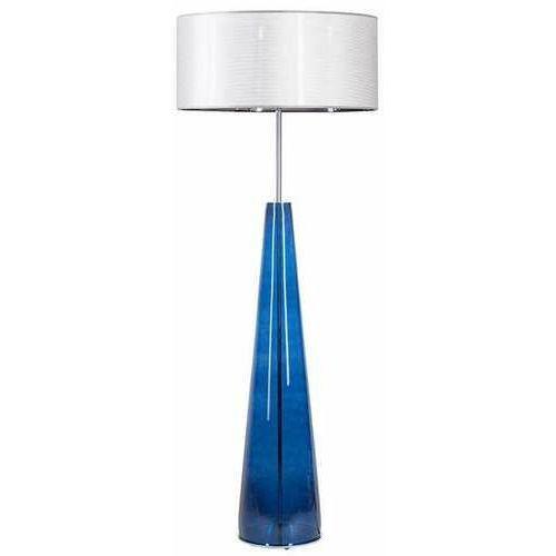 4 Concepts Berlin Navy L232310331 lampa stojąca podłogowa 1x60W E27 niebieski