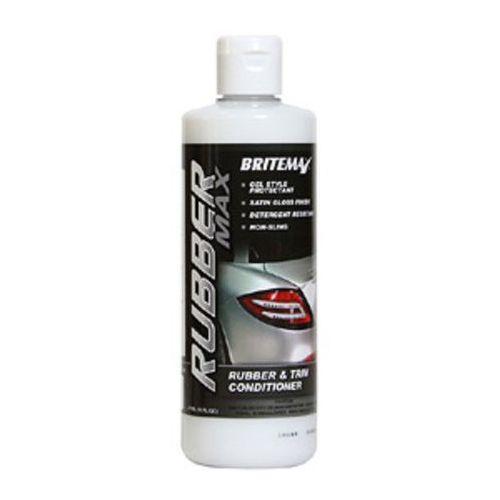 Britemax rubber max - rubber & trim conditioner 473ml