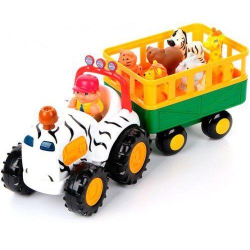 traktor safari marki Dumel discovery