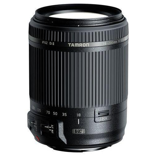 Tamron obiektyw 18-200mm F/3.5-6.3 Di II VC Canon, B018E
