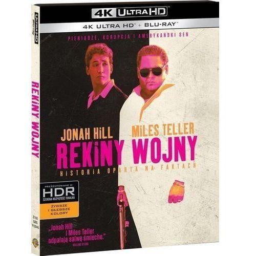 Rekiny wojny (4K Ultra HD) (Blu-ray) - Todd Phillips DARMOWA DOSTAWA KIOSK RUCHU (7321999344290)