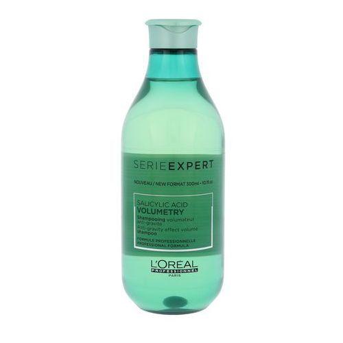 volumetry, szampon pielęgnujący cienkie włosy, dodaje sprężystości 300ml marki Loreal