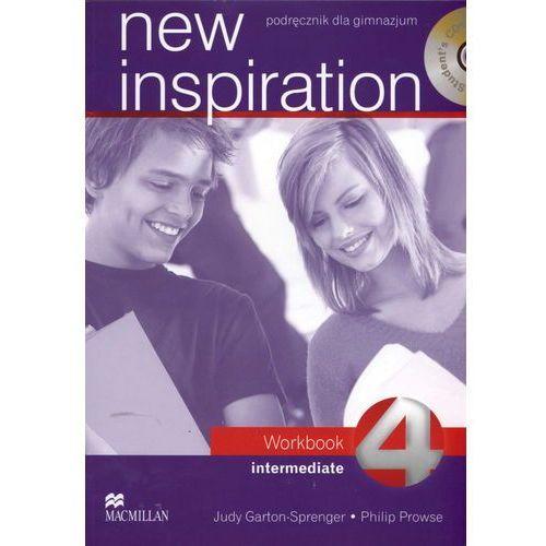 New Inspiration 4. Książka Nauczyciela