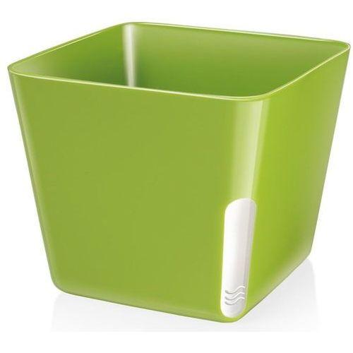 Tescoma osłonka na doniczkę sense, kwadratowa, zielona