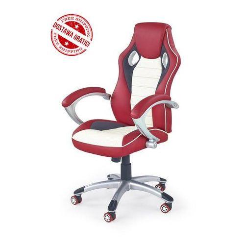 Halmar Fotel obrotowy malibu- fotel dla gracza