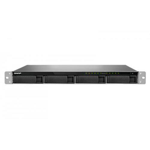 Qnap serwer plików nas qnap ts-977xu-rp-2600-8g, 2 x 10gb sfp+