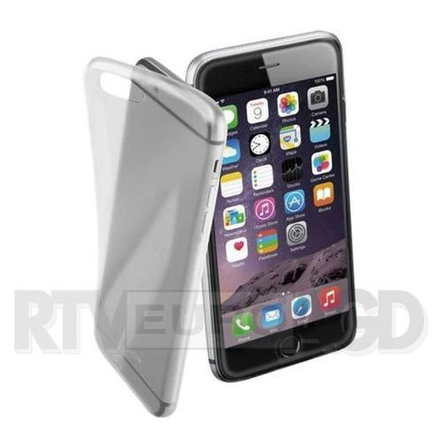 Cellular line  fine iphone 6 plus (przeźroczysty) (8018080220036)