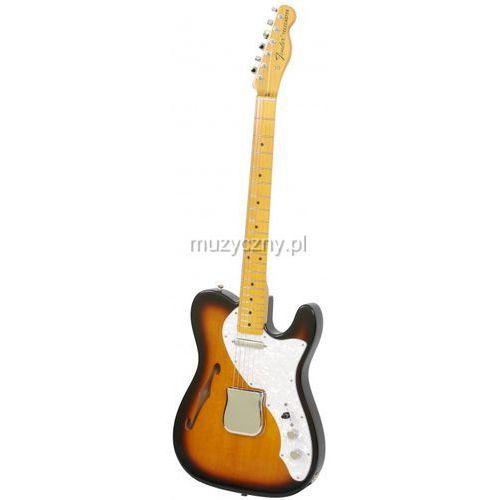 Fender American Vintage ′69 Telecaster Thinline 2ts gitara elektryczna