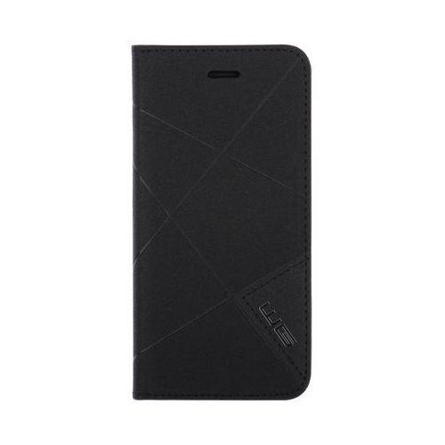 Etui WG Cross Flipbook do Huawei P9 Lite (2017) Czarny, 4079641