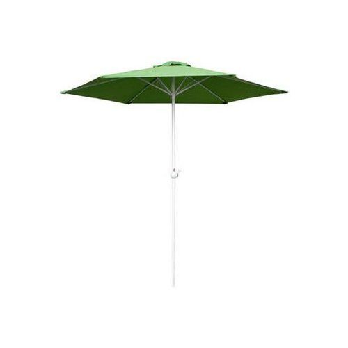 Happy Green parasol z korbą 230 cm LIGHT GREEN (8591022185094)