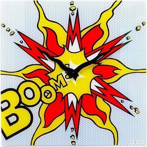 Nextime Zegar ścienny boom