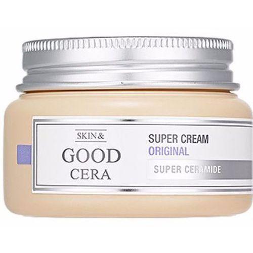 Holika Holika Skin & Good Cera intensywnie nawilżający krem do skóry suchej 60 ml