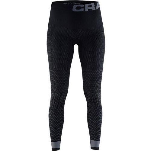 spodnie termoaktywne warm intensity black l marki Craft