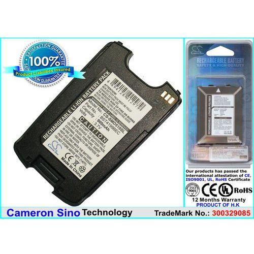 Samsung bst4199bec / sgh-d510 900mah 3.33wh li-ion 3.7v niebieski () marki Cameron sino