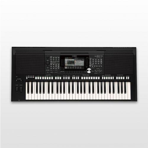 psr s975 keyboard instrument klawiszowy marki Yamaha