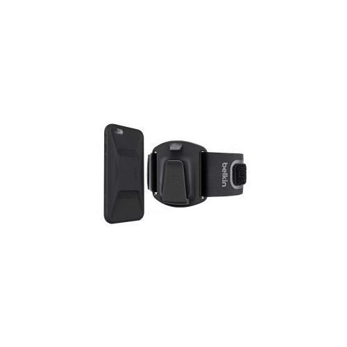 Belkin  clip-fit armband for iphone6 - blacktop