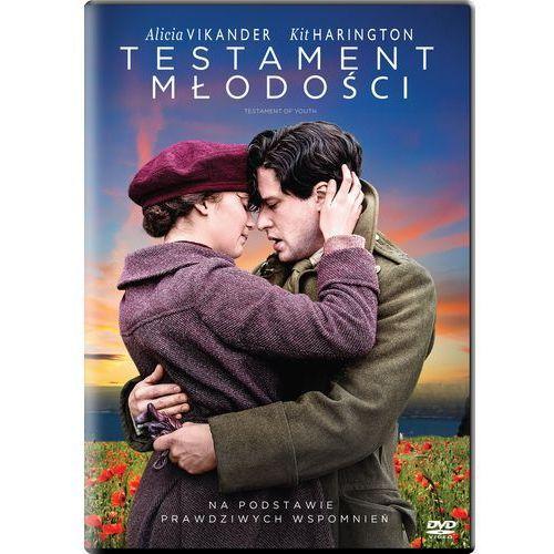 Testament młodości (DVD) - James Kent. DARMOWA DOSTAWA DO KIOSKU RUCHU OD 24,99ZŁ (5903570157776)
