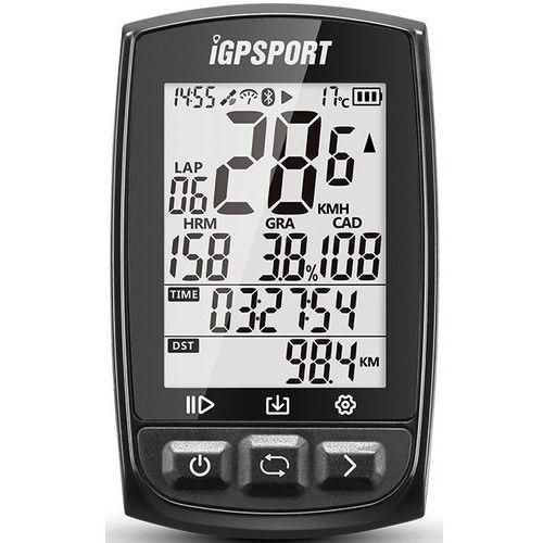 Igpsport Licznik rowerowy gps igs50e/b (6970817350305)