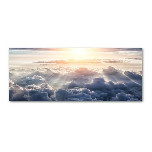 Wallmuralia.pl Foto obraz akryl chmury z lotu ptaka