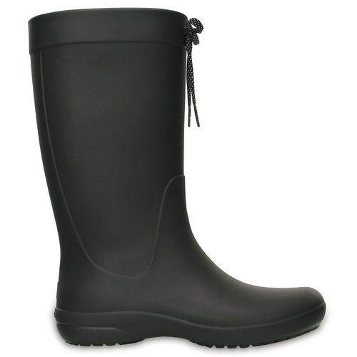 Crocs FREESAIL Kalosze black, kolor czarny