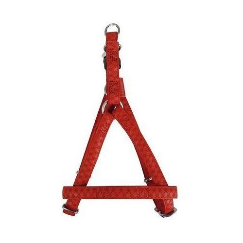 ZOLUX Szelki regulowane mac leather 10 mm czerwone- RÓB ZAKUPY I ZBIERAJ PUNKTY PAYBACK - DARMOWA WYSYŁKA OD 99 ZŁ, MS_6297