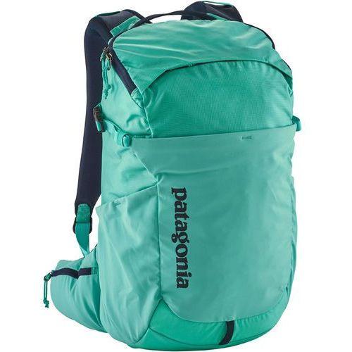 Patagonia nine trails pack 18l plecak podróżny strait blue