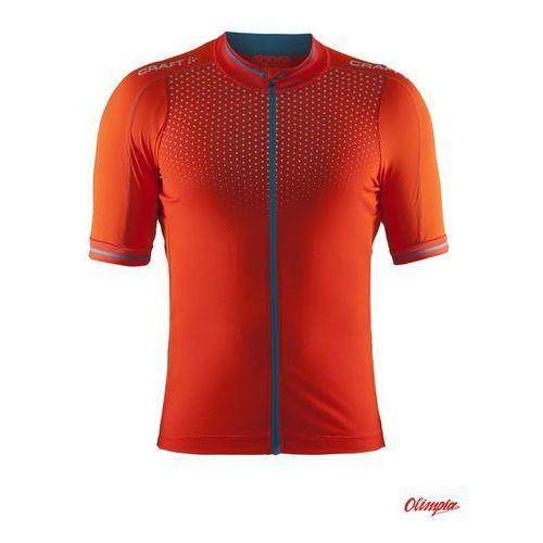 Craft Koszulka rowerowa  glow jersey 1902581 2569 męska
