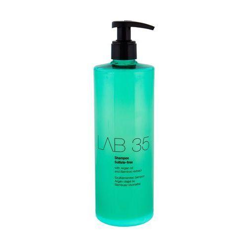 Kallos LAB 35 szampon bez sulfatów i parabenów (Shampoo Sulfate-Free) 500 ml, 5998889511876