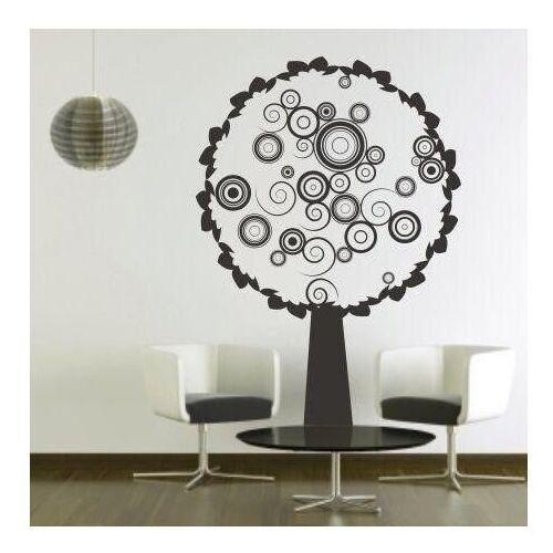 Naklejka drzewo 0785 marki Wally - piękno dekoracji