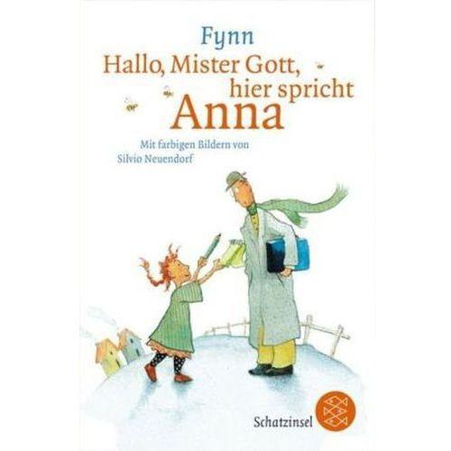 Hallo, Mister Gott, hier spricht Anna (9783596806157)
