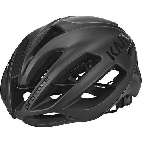 Kask Protone Kask rowerowy czarny M | 52-58cm 2018 Kaski szosowe (8057099044493)