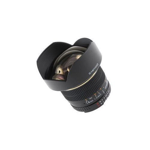 Obiektyw 14mm f/2.8 if ed mc aspherical (canon) marki Samyang