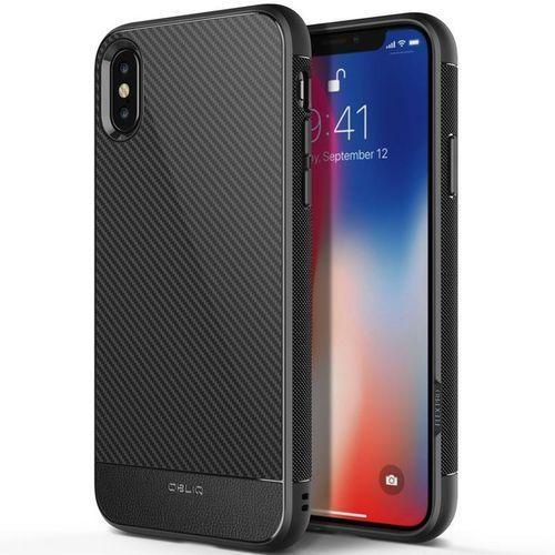 flex pro - etui iphone x (carbon black) marki Obliq