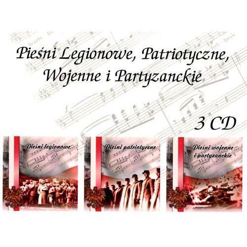 Mtj Składanka - pieśni legionowe, patriotyczne, wojenne i partyzanckie (5906409900895)