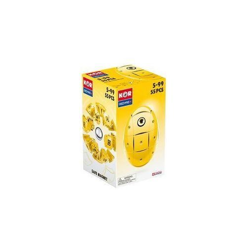Kor bright yellow covers zabawka edukacyjna marki Geomag