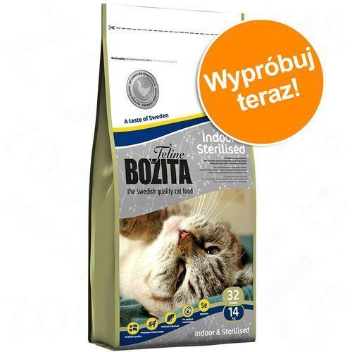 Bozita feline funktion - kitten - karma dla kociąt i młodych kotów oraz kotek w okresie ciąży lub laktacji, 400 g (7311030301108)