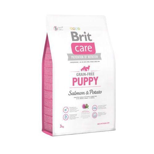 Brit Care GF PUPPY SALMON & POTATO 3kg, 76650