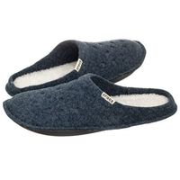 Kapcie classic slipper nautical navy/oatmeal 203600-49u (cr130-a) marki Crocs