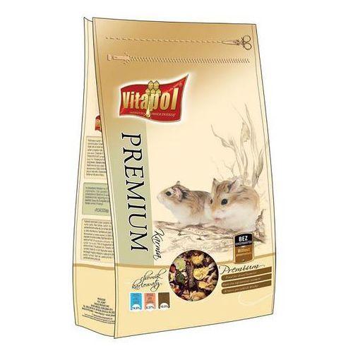 VITAPOL Premium pokarm dla chomika karłowatego 750g