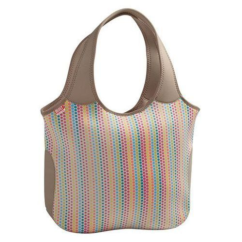 essential tote - torba miejska dla kobiet (candy dot) marki Built
