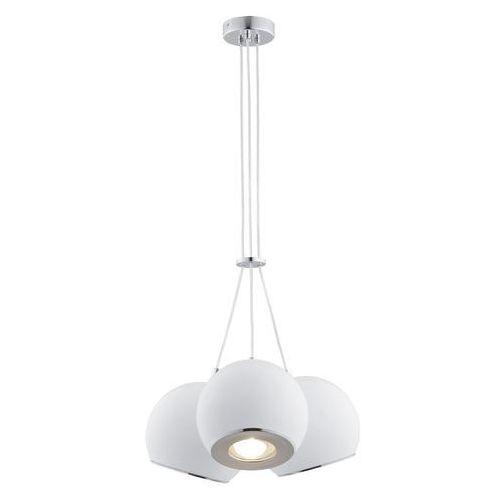 Lampa wisząca 3x60w e27 cosmo biały 1154 marki Argon