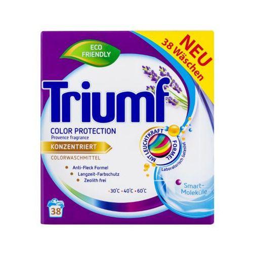 2,8kg color protection proszek do prania kolorowych tkanin (38 prań) marki Triumf